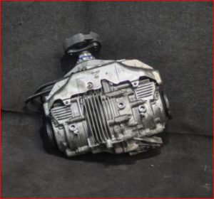 2008 BMW X5M Differential1