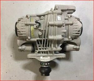 2012 BMW X5M Differential