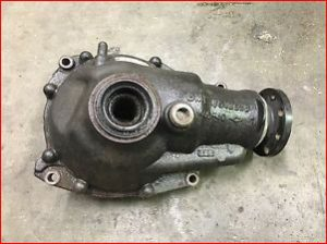 2014 BMW X3 Differential