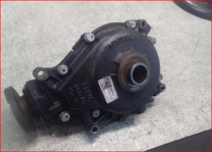 1986 BMW X3 Differential