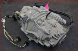 2007 BMW X5M Differential2